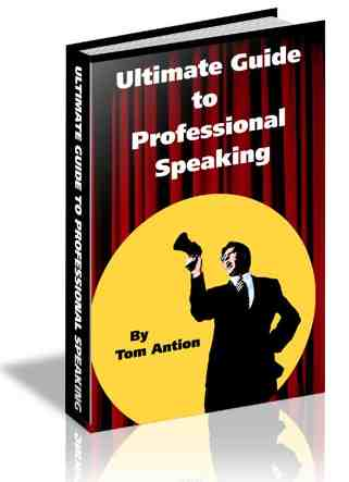 Professional Speaking Book